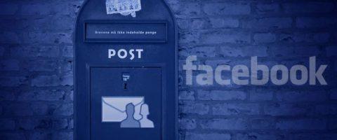 La dirección personal y de mensajería instantánea será una sola en Facebook
