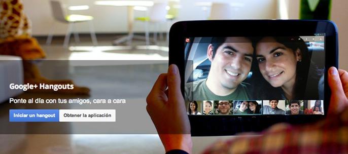 Hangouts de Google, posiblemente el mejor servicio de mensajería