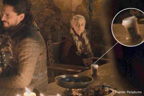 El café de Starbucks, jugada maestra en Game of Thrones