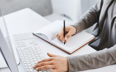Cómo escribir y publicar tu primer blog post en 8 pasos