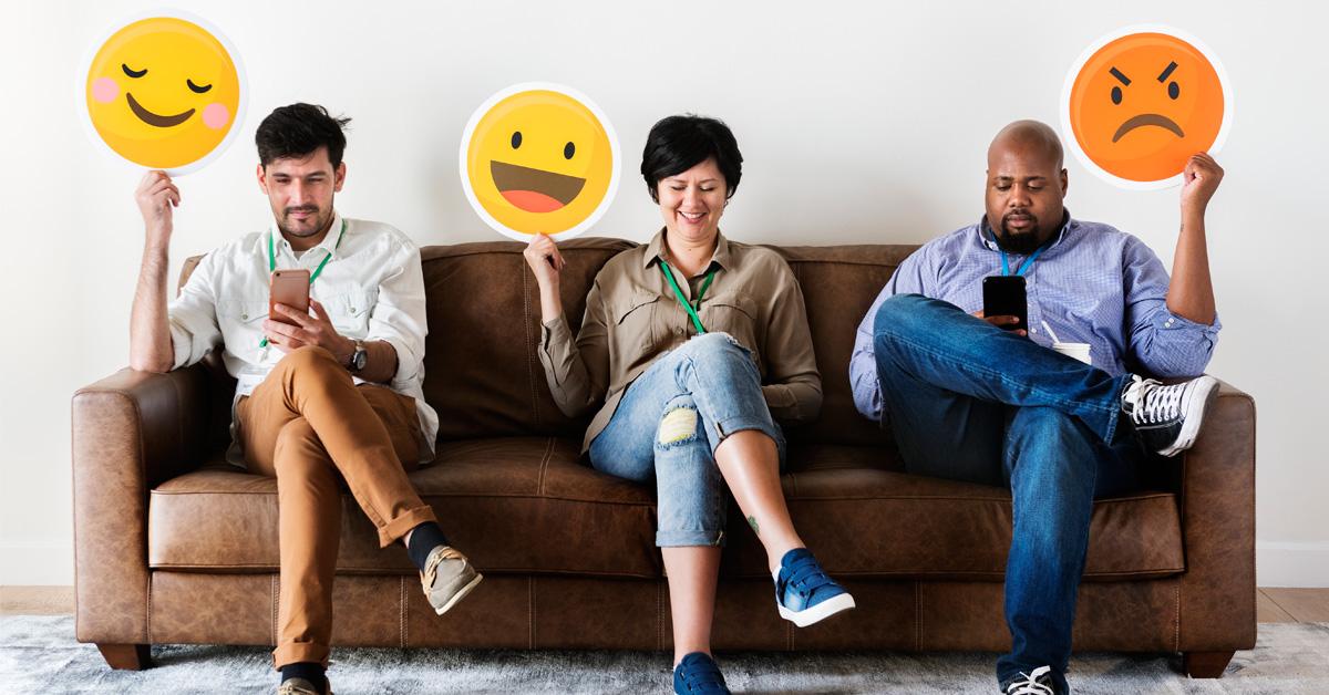 Emojis: comunicación con emoción 😎