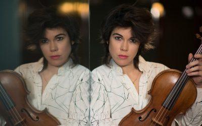 ¡El regreso de la música clásica en vivo!: La Sociedad Filarmónica de Lima presenta a la violista española Isabel Villanueva