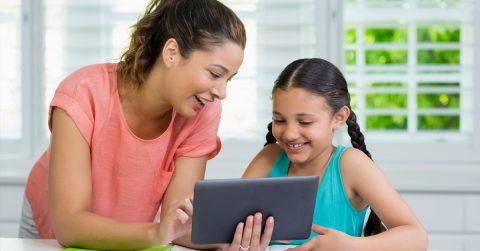 Tecnología que impulsa la lectura en los niños