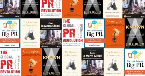 Cinco (+1) libros imprescindibles sobre relaciones públicas