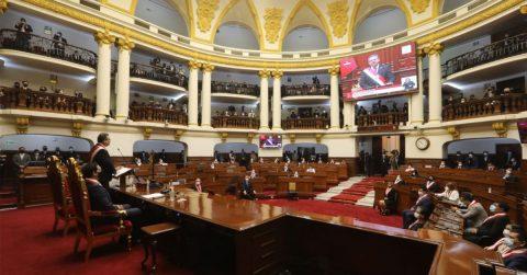 Alerta Informativa: Vacancia Presidencial a cinco meses de las elecciones generales