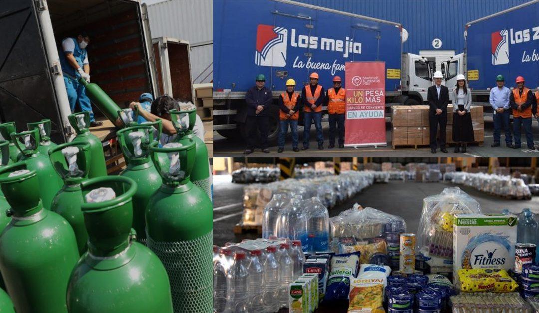 COVID-19: Conoce cinco iniciativas de responsabilidad social innovadoras en el Perú