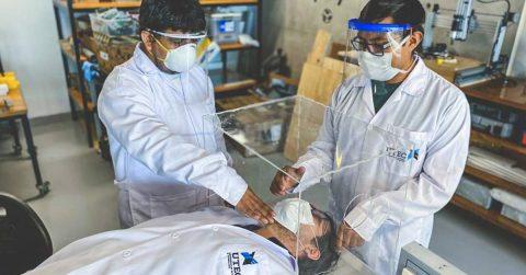 COVID-19: UTEC contribuye en el desarrollo equipos médicos para enfrentar la pandemia