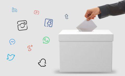 Elecciones 2018: ¿Cómo impactan las redes sociales en las campañas políticas?